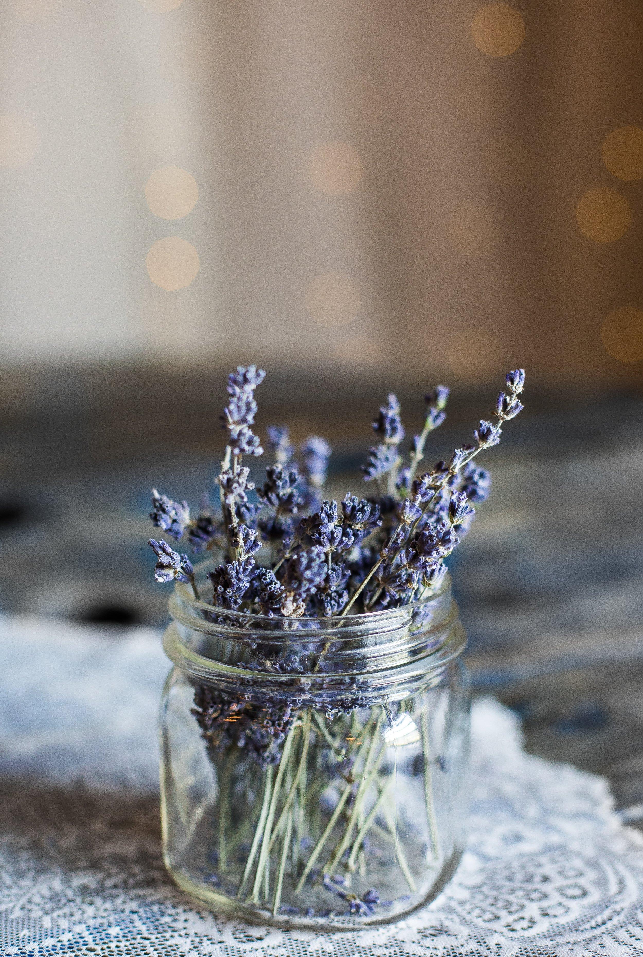 lavender-in-jar-peaceful-calming-healing
