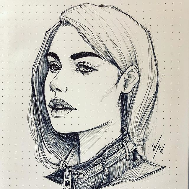 #meetingdoodle #meetingdoodles #girlart #art #artist #artoftheday #doodle #sketch #sketchoftheday #dailysketch #sketchbook #inksketch #inksketches #illustration #drawing #draw #dailyart #penandink #pen #ink #ballpoint #instaart #illustration #motobabe #caferacergirls #motolifestyle #motoart #motoartist