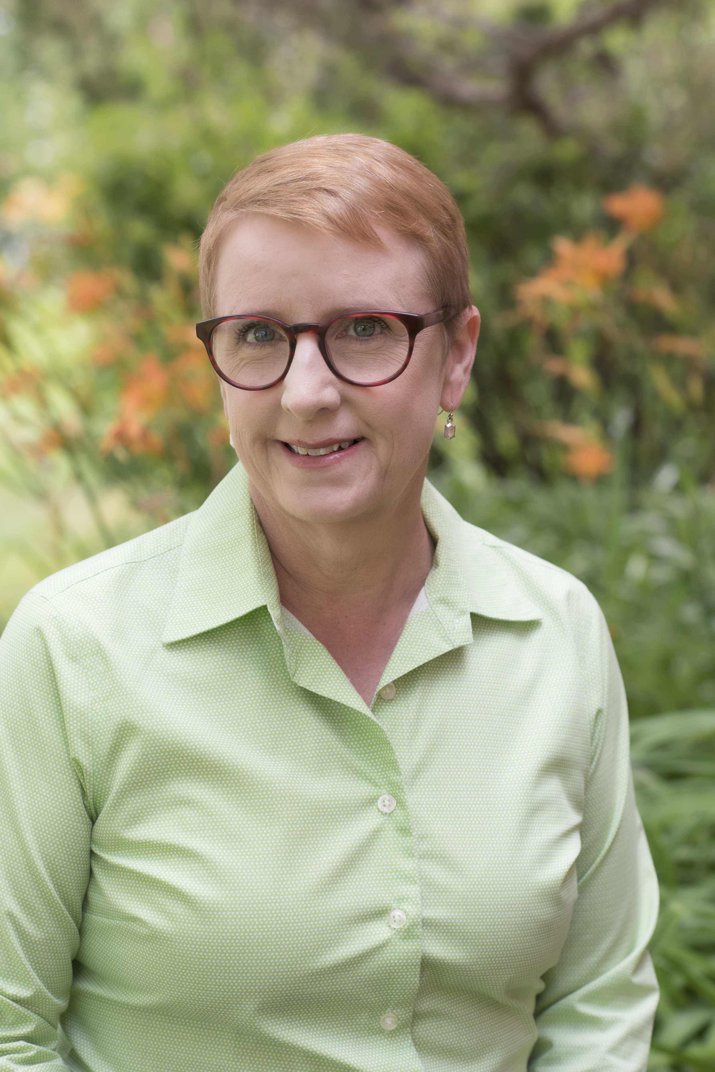 Rebecca Campbell - Visiting fellow