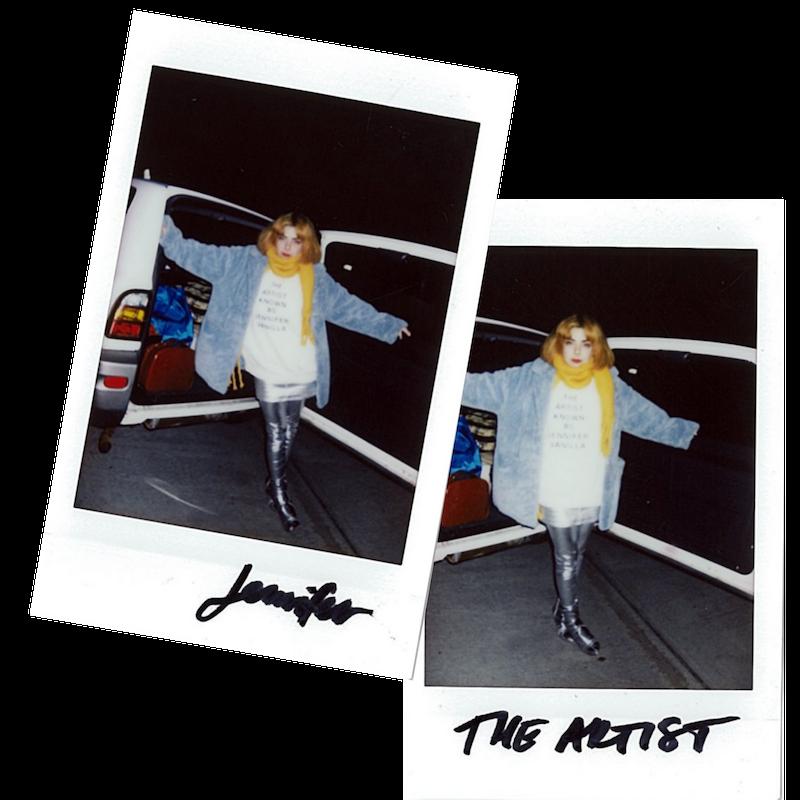 Jeniffer Vanilla Polaroids