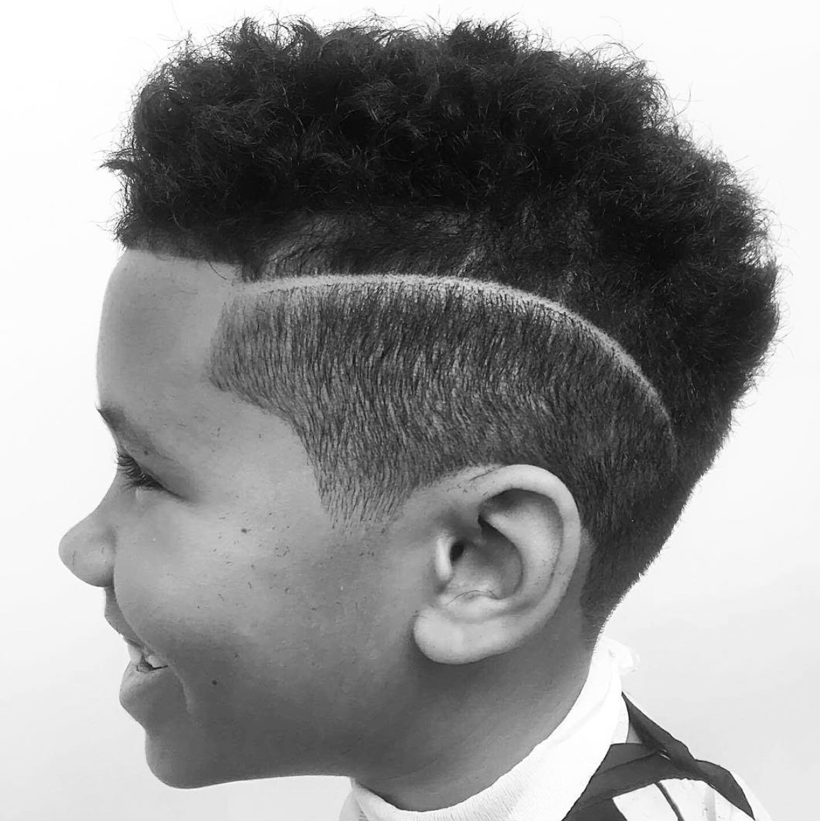Kids Hair Cut 5 Years and Up