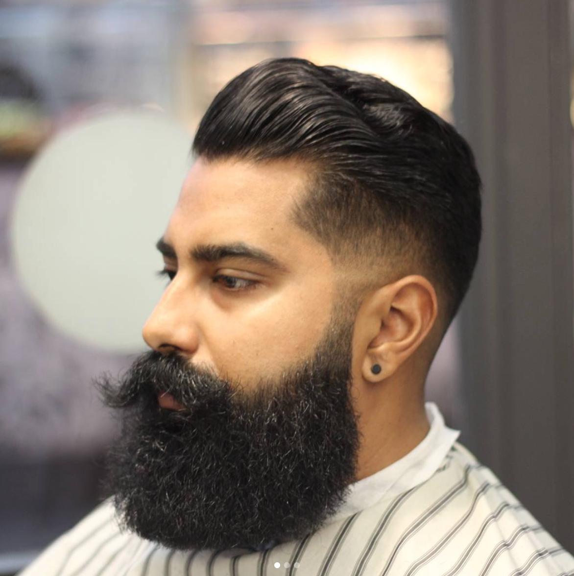 Style Cut & Beard Trim