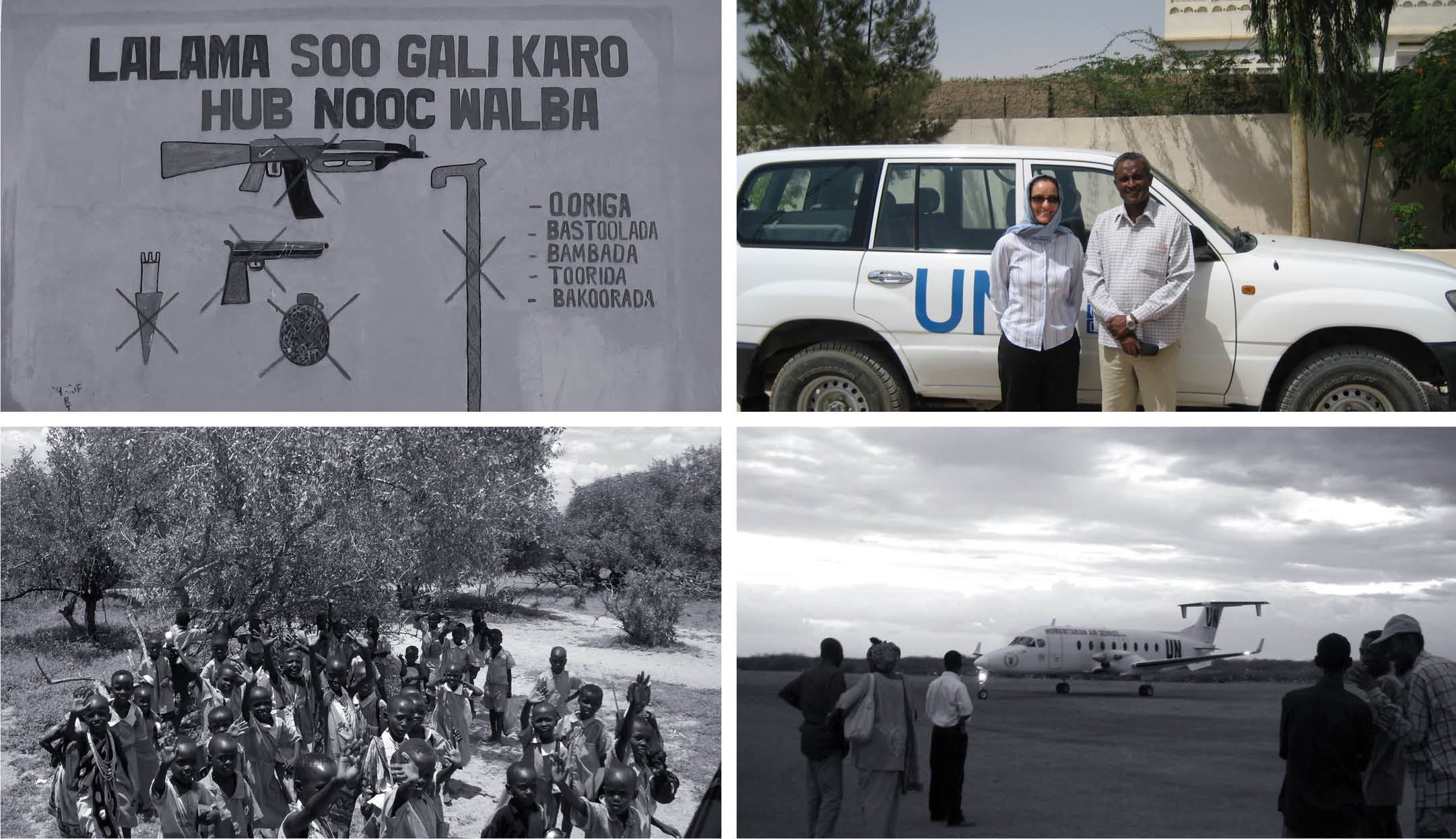 UNDP Somalia, Hargeisa, Somaliland 2006