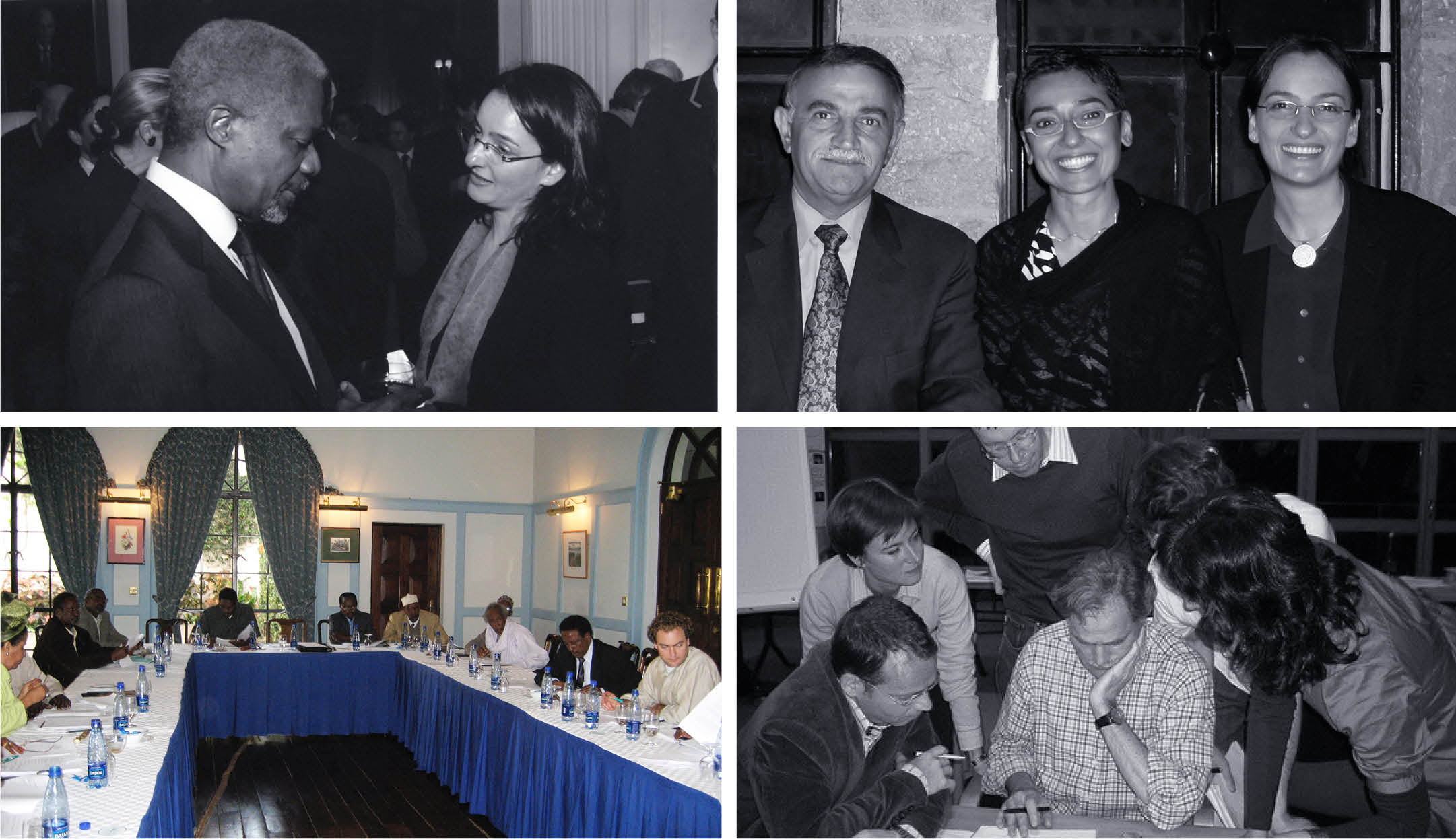 Somali Constitutional Commission, Nairobi, 2005