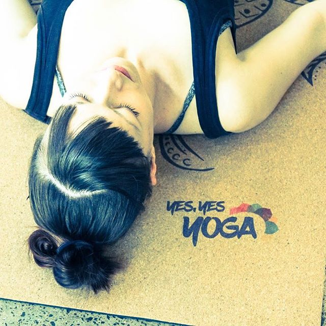 Sunday is shavasana day. Amirite? 🌙⭐️🌙 Happy day dreaming, rest up yogis x