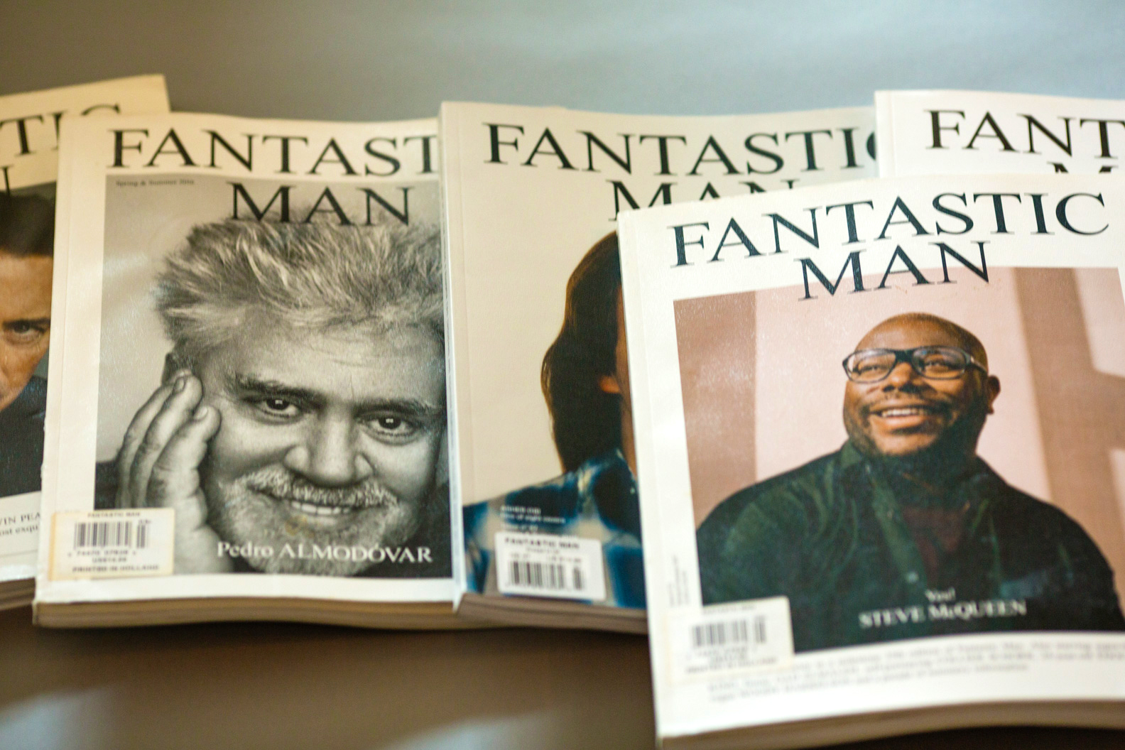 Fantastic Man: For Young and Old.