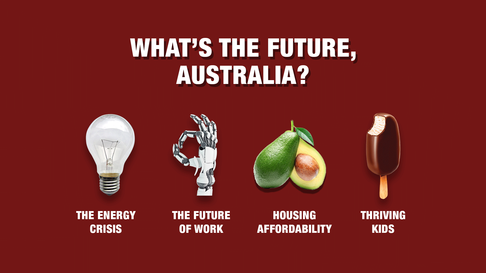 What's the Future, Australia? Synthesis Report - Angela Han