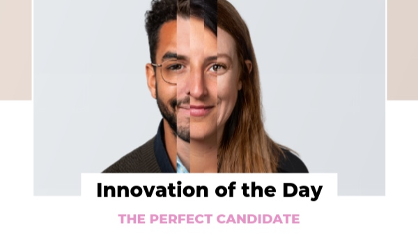 Innovation of the day: The Perfect Candidate - Jareth Ashbrook, Trend Watching