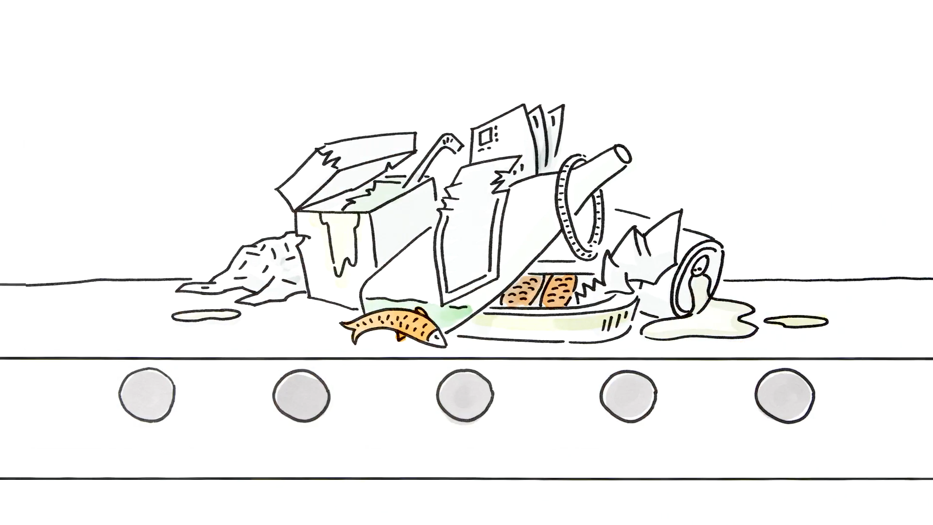 Once your recycling is mixed it becomes contaminated and very expensive and difficult to seperate and purify.
