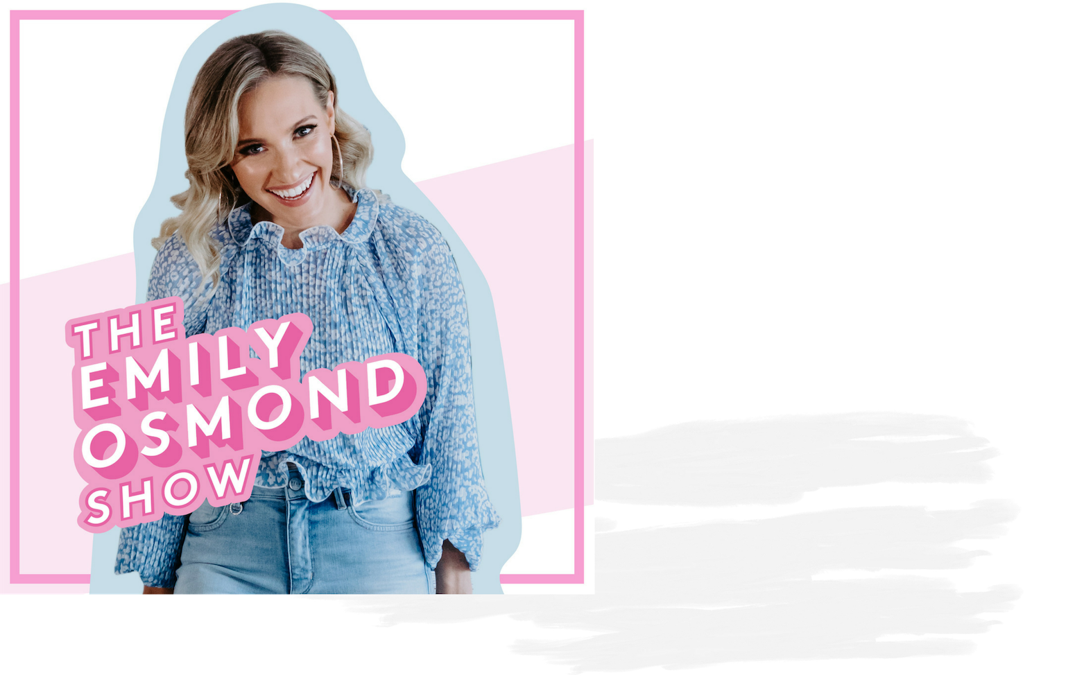 Welcome to the emily osmond show - Learn how to market yourself online, find your tribe and grow a business doing the work you love, on your terms.