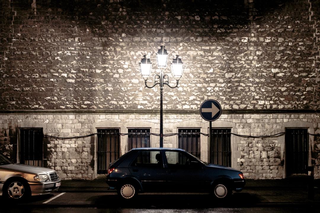 A car, Brussels, Belgium