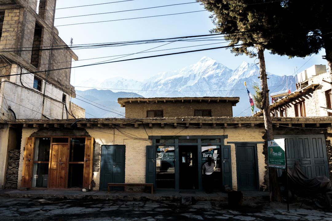 A store, Jomsom, Nepal