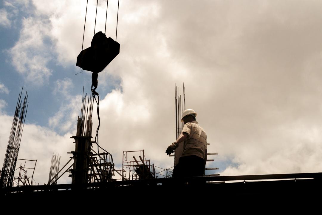 A worker, Da Lat, Vietnam