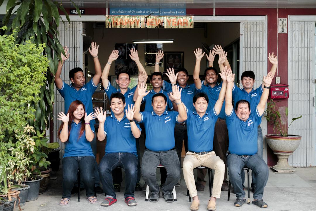 ABCA/APTEC/JAV annual reunion 2015, Bangkok