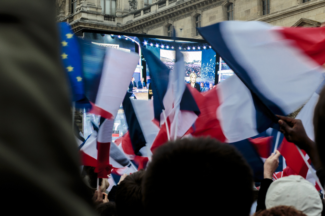 Intronisation Of Emmanuel Macron, Paris