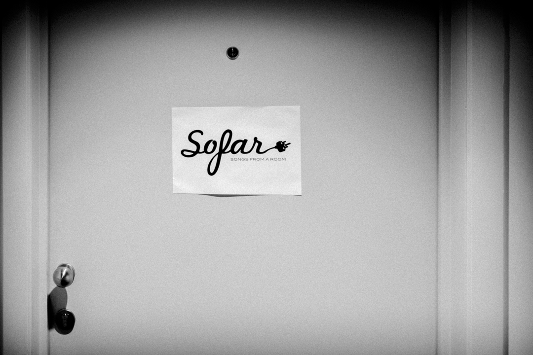 Sofar Sounds Brussels