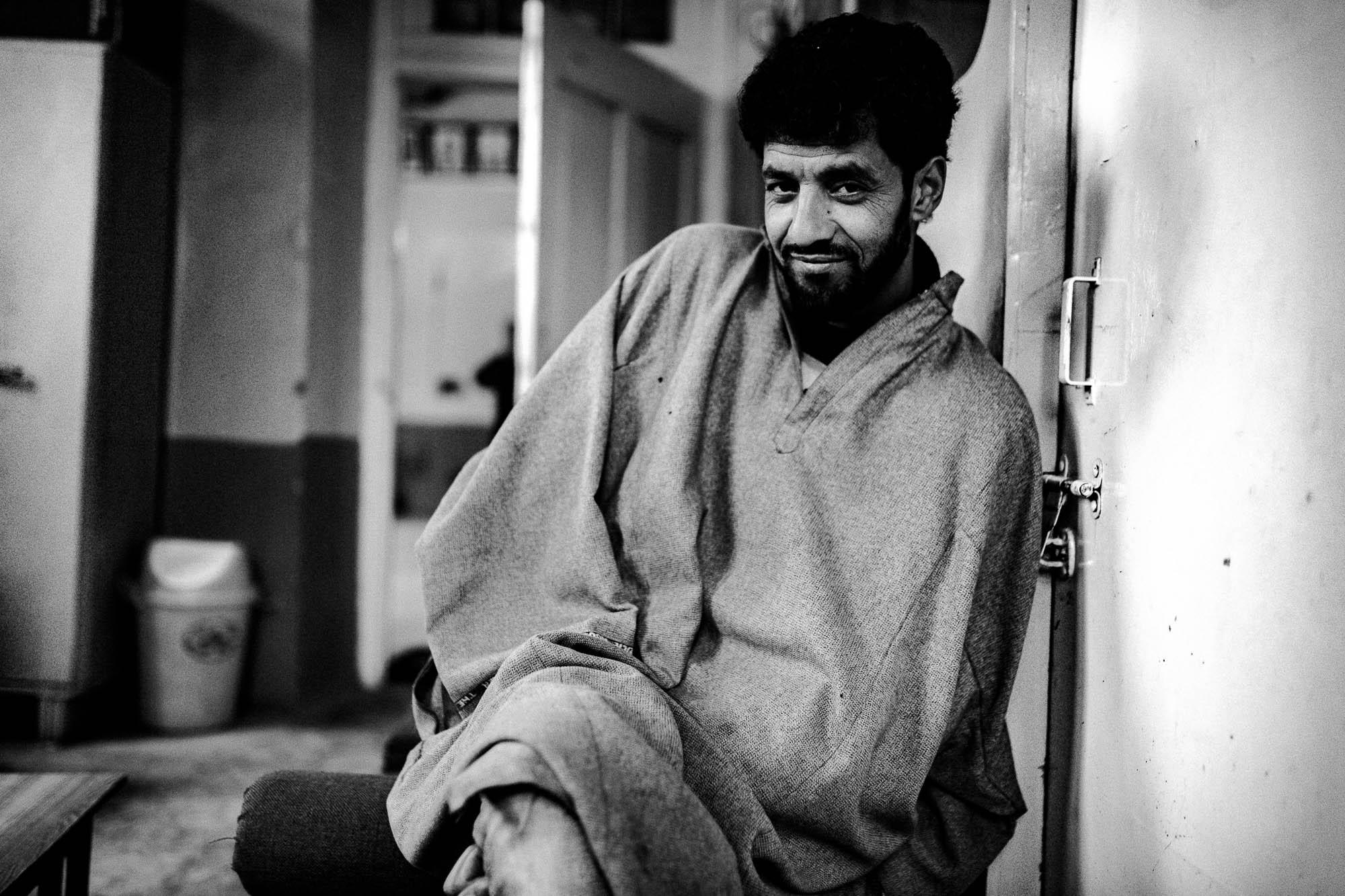 Contemporary ordinary Kashmiris