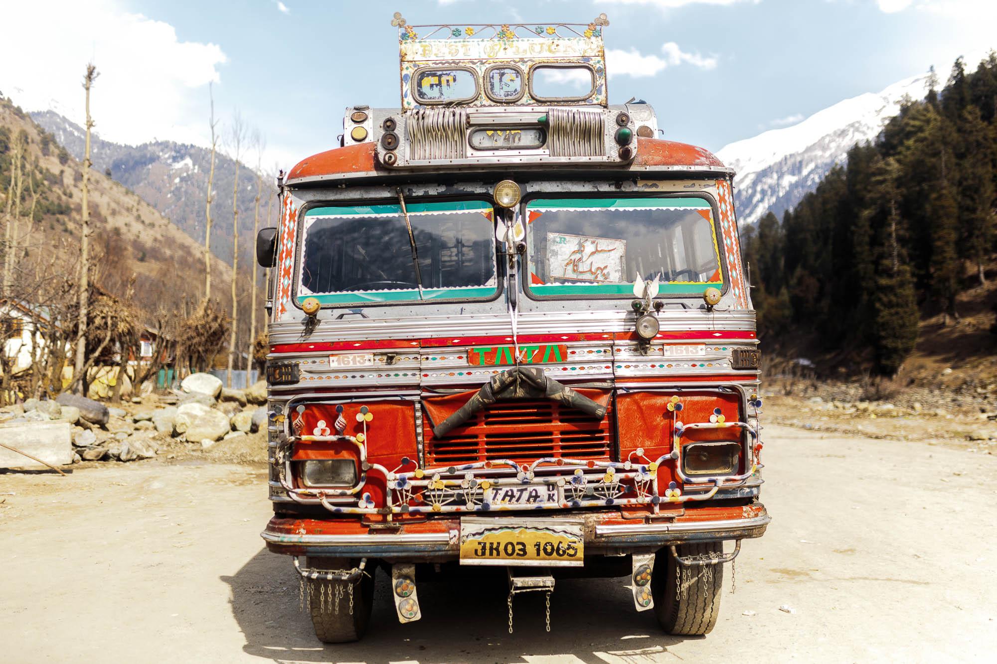 The land of Kashmir