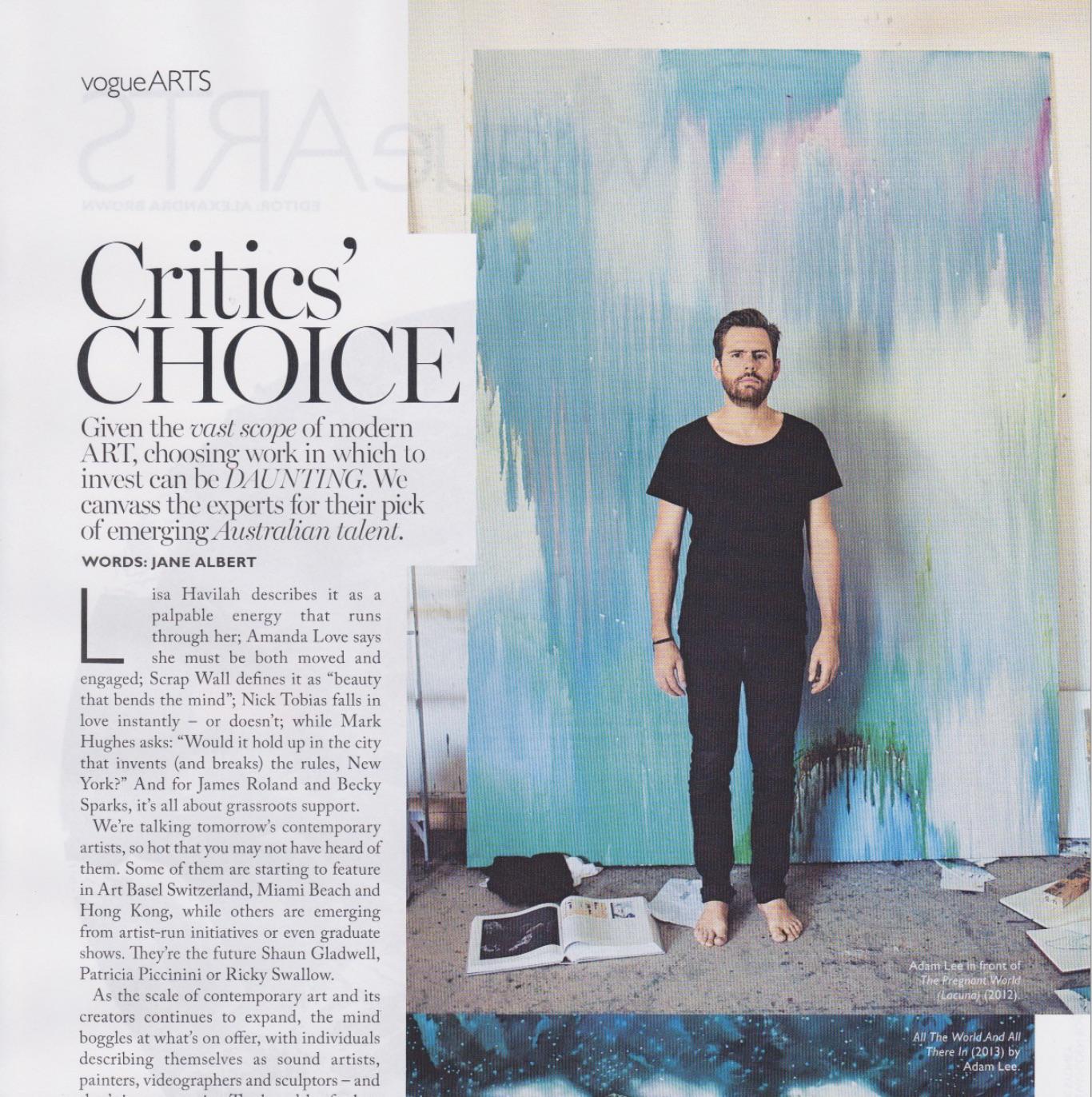 Vogue preview