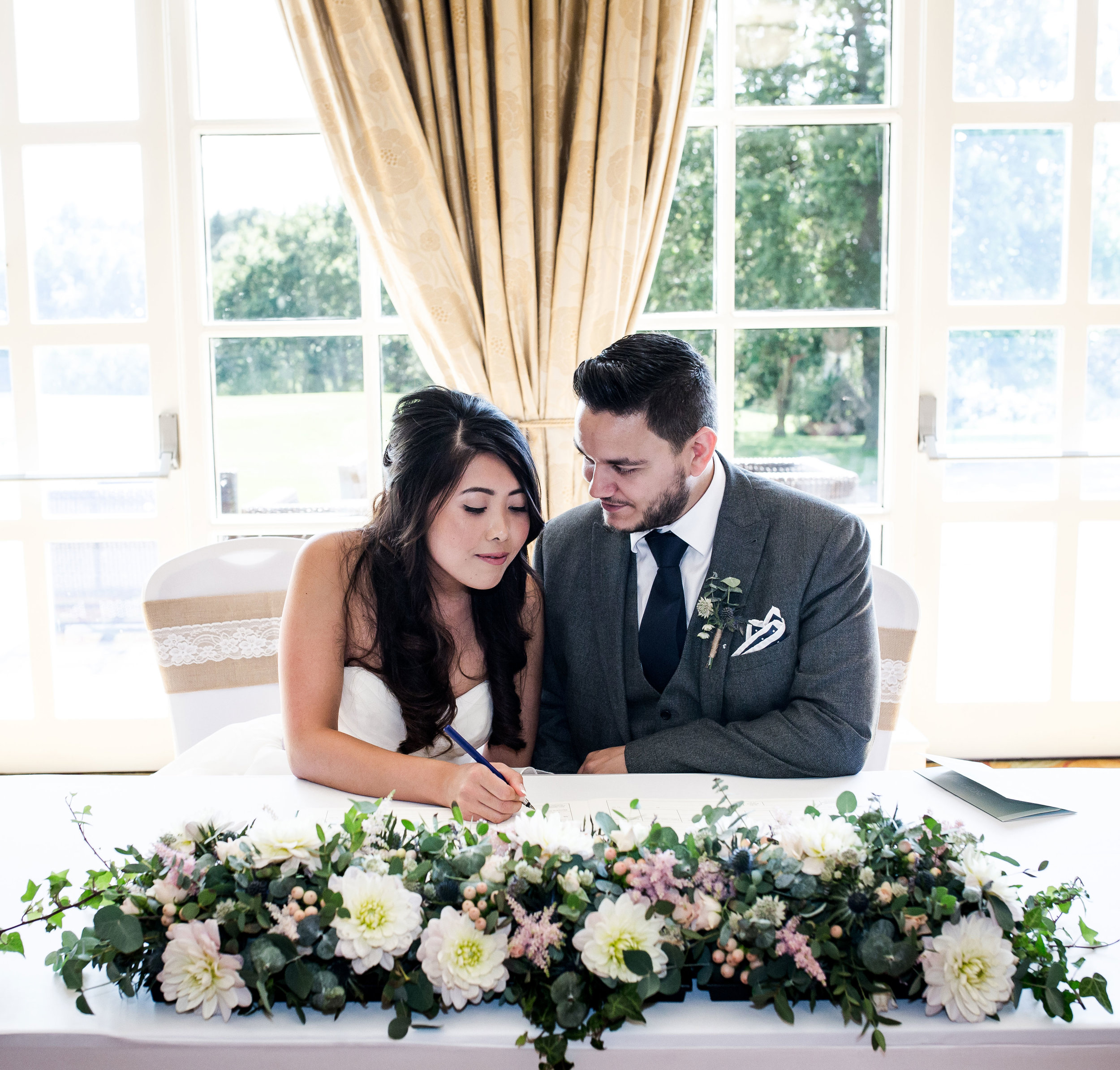 The Wedding Garland
