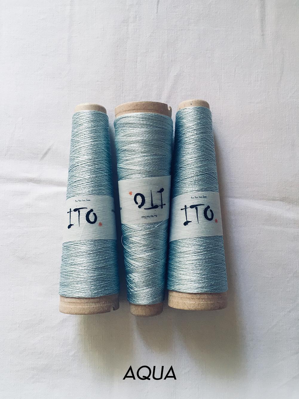 ito_tetsu_aqua_439_wool_done_knitting.jpg