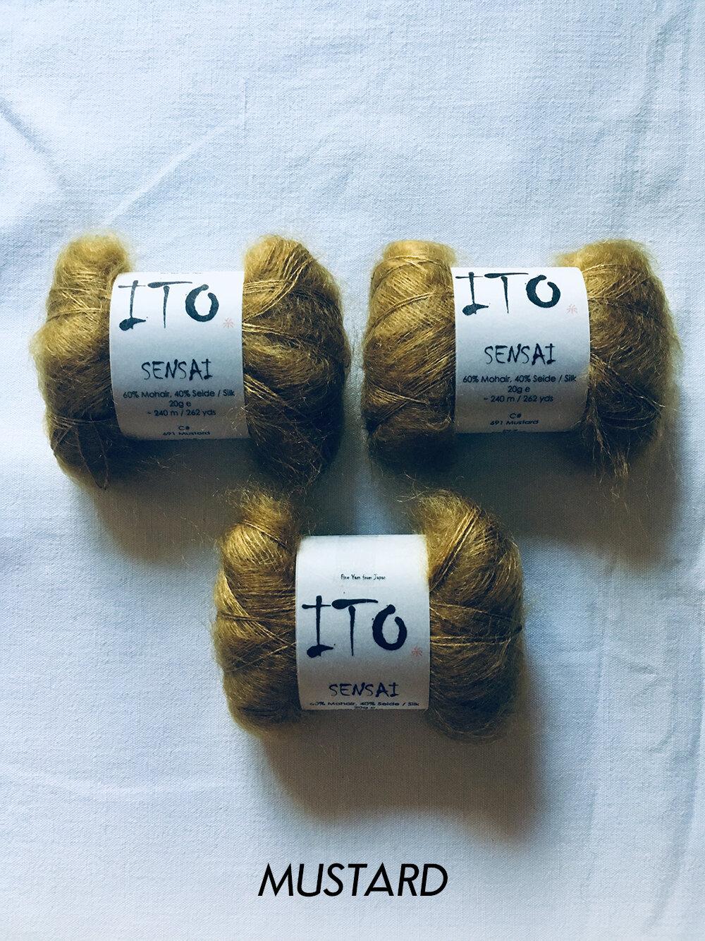 ito_sensai_mustard_691_wool_done_knitting.jpg