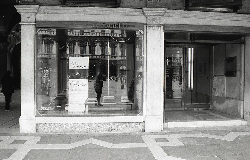 Come to Venice | Official Screening curated by Amerigo Nutolo | Negozio Olivetti | FAI - National Italian Trust | 2015 |