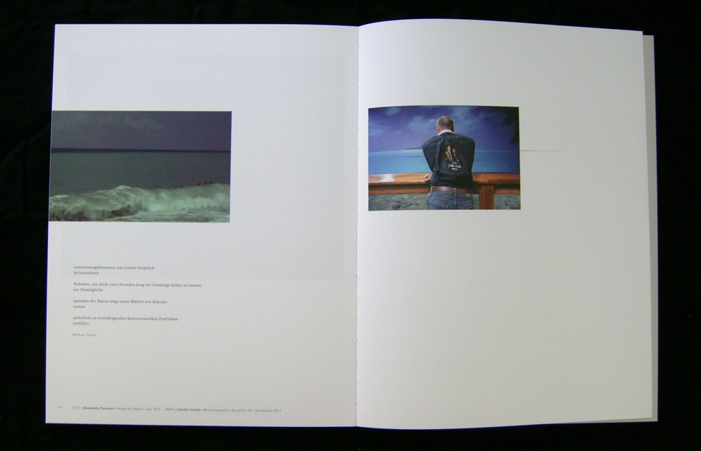 A Process | Der Greif | exhibition at Neue Galerie im Homannhaus + Special Edition Book | Augsburg, Germany | 2014 | People do Water selected image