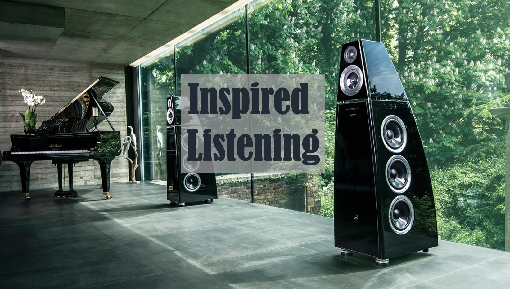 WE TAKE YOU TO THE ICONIC CITY OF CAMBRIDGE TO LEARN THE ART OF TRUE LISTENING WITH OUR AUDIO PARTNER. INSPIRATION BY LISTENING TO THE WORLD'S BEST AUDIO TO OPEN YOUR MIND TO A NEW LEVEL OF PERCEPTION.