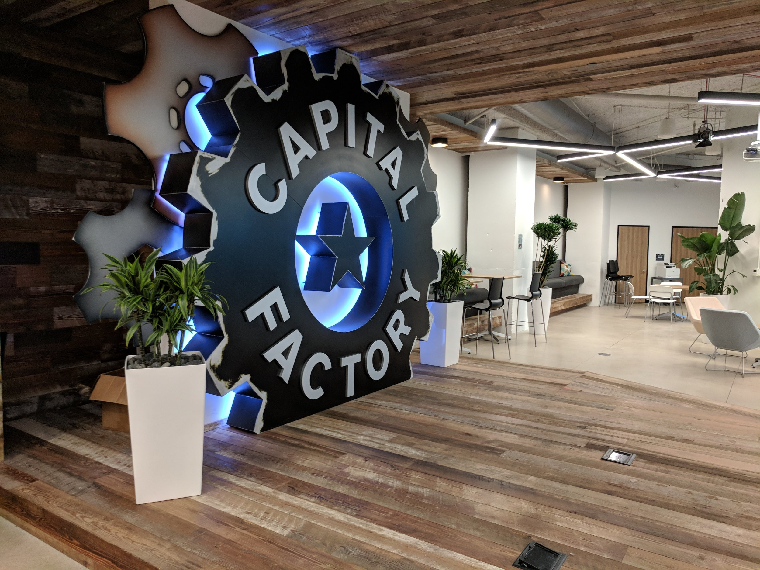 CAPITAL FACTORY - THE MAGNET FOR ENTREPRENEURS IN TEXAS