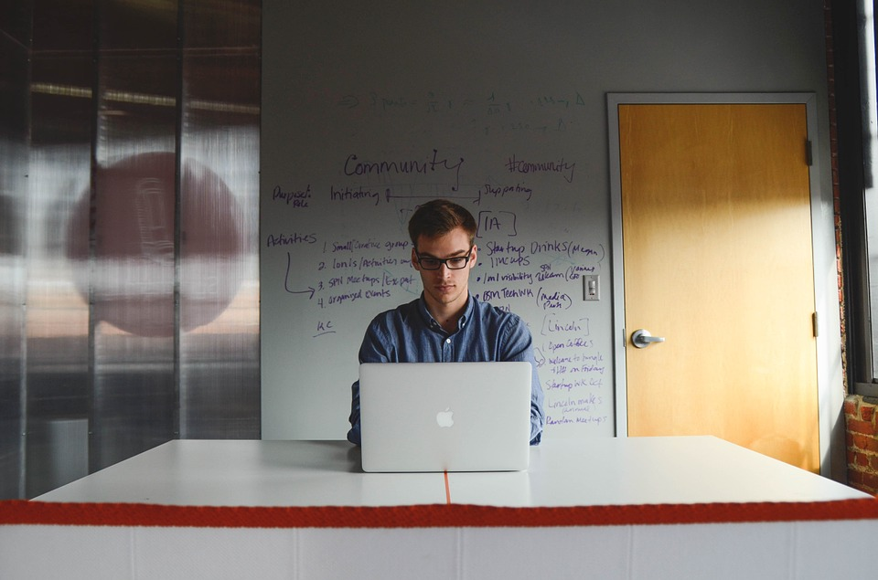 The Intrapreneur: the act of behaving like an entrepreneur while working within a large organisation.
