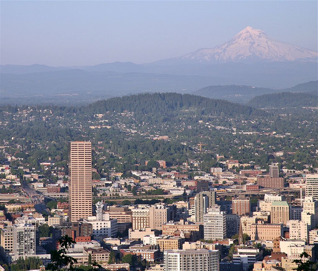 Portland (Photo by Cacophony)