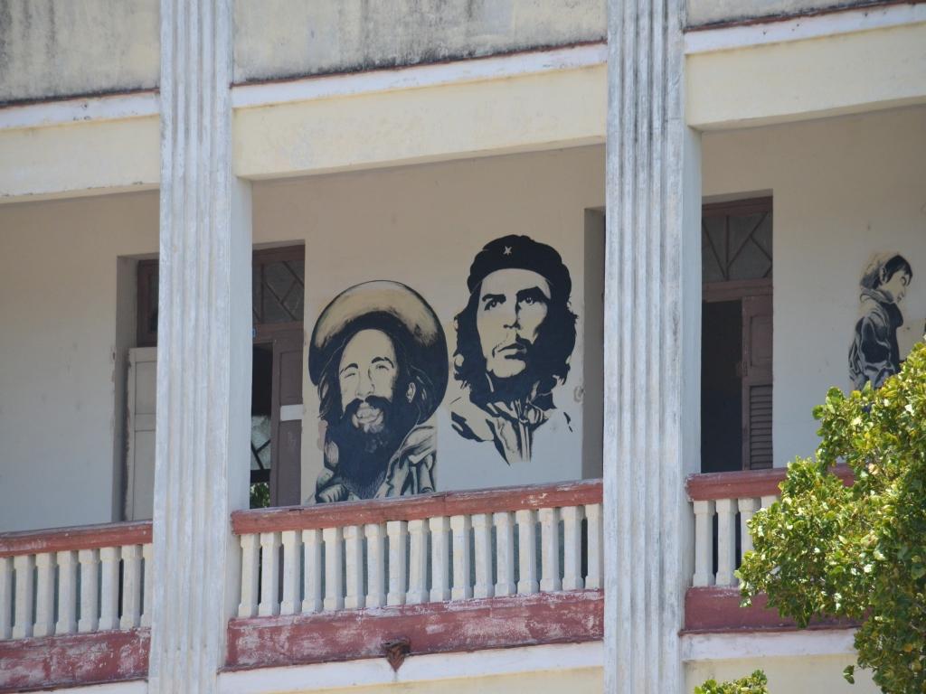 Camily y Che.