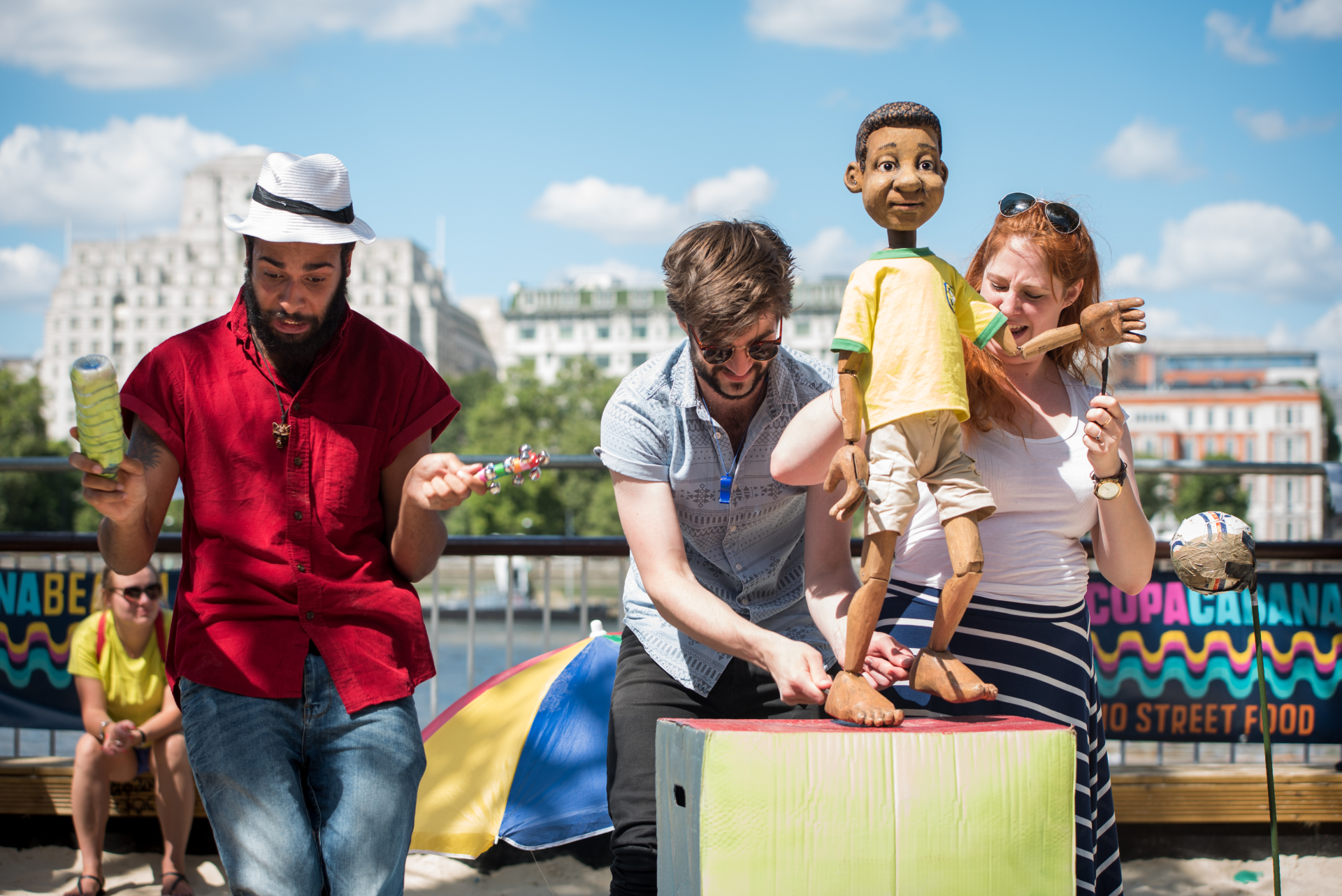 leandro - PUPPETRY DIRECTOR, Total Insight Theatre