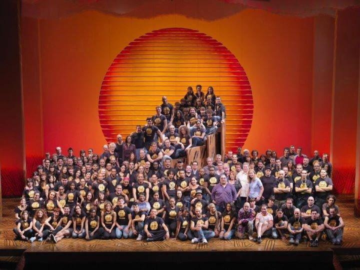 the lion king musical - ASSISTANT CREATIVE TEAM, Disney Theatrical Group