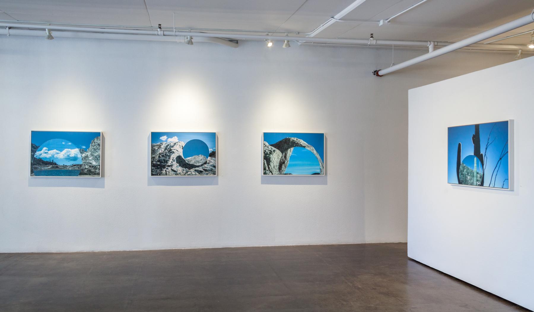 Installation View - Walker Fine Art, Denver, CO - March 2018