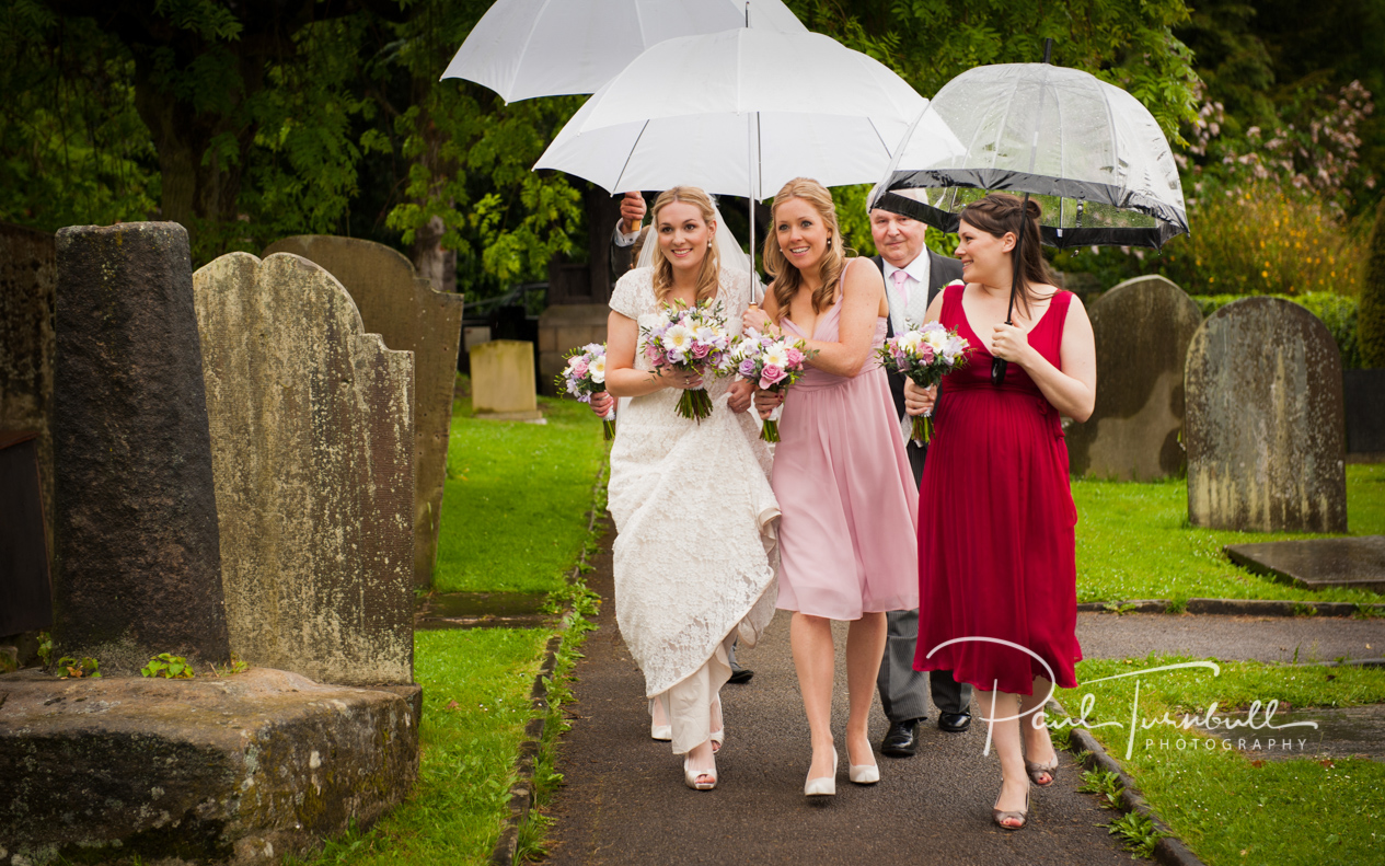 Hathersage and Woodthorpe Hall Wedding Photography