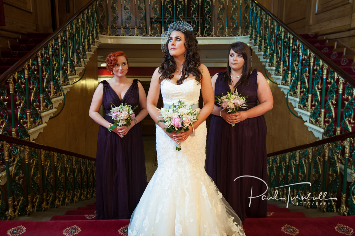 Claire & Andrew - Cutlers Hall, Sheffield