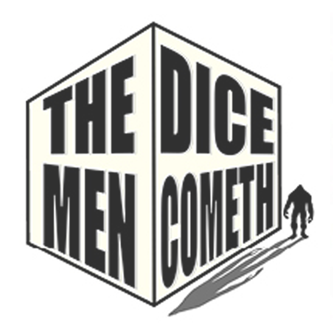 - The Dice Men Cometh is a group of (mostly unrelated) Tasmanians who produce a weekly podcast about tabletop gaming. The rotating cast of Dice Men Mark, Trent, Garth and Leon broadcast the show live on Edge Radio 99.3 FM every Thursday from 7-8 pm, then edit it into a more-or-less weekly podcast.