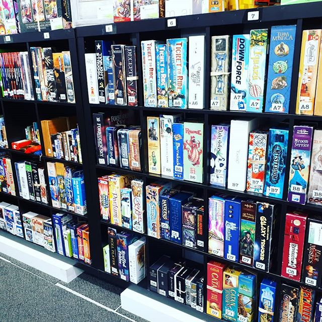 How do you arrange your board games?  #brnau #bgg #boardgame #geek #Geekmedia