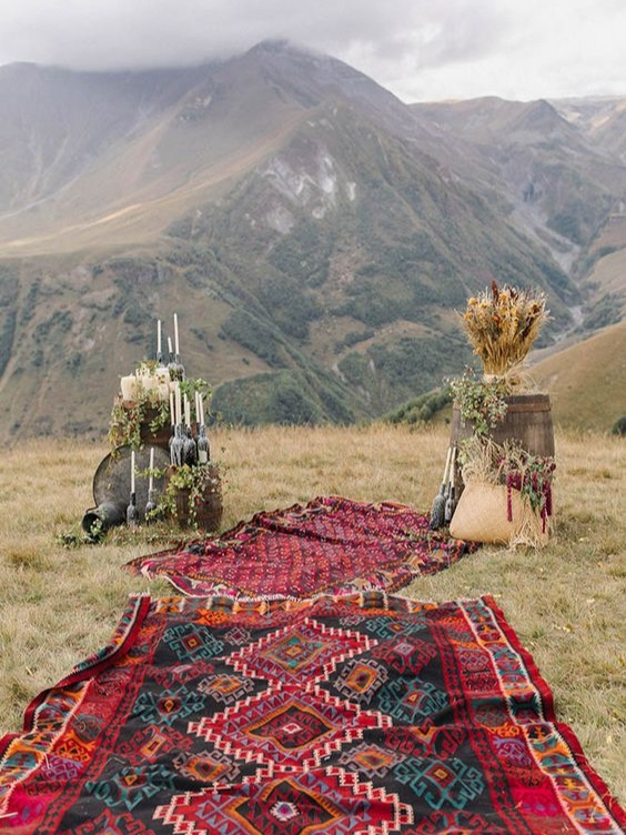 mariage-laique-nature-boheme-gypsy-ecolo