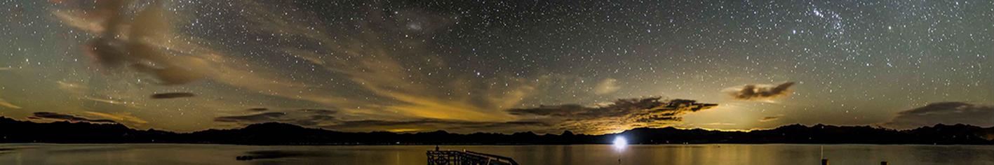 coromandel night skies -