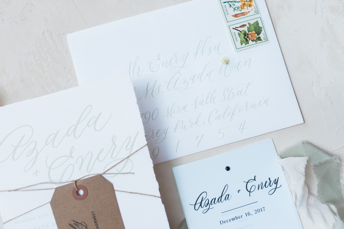 calligraphy-addressing-envelopes