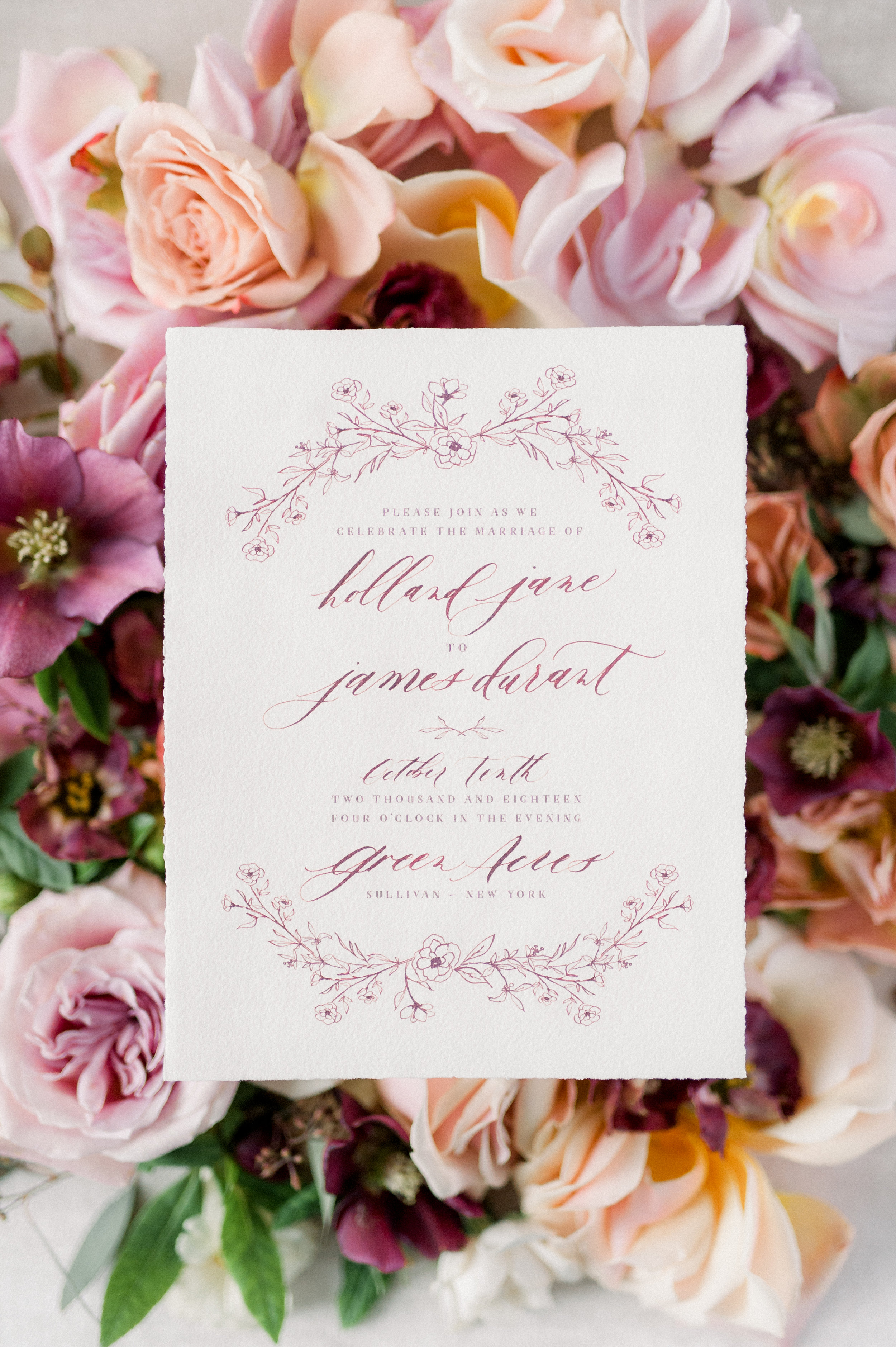 floral-wedding-calligraphy