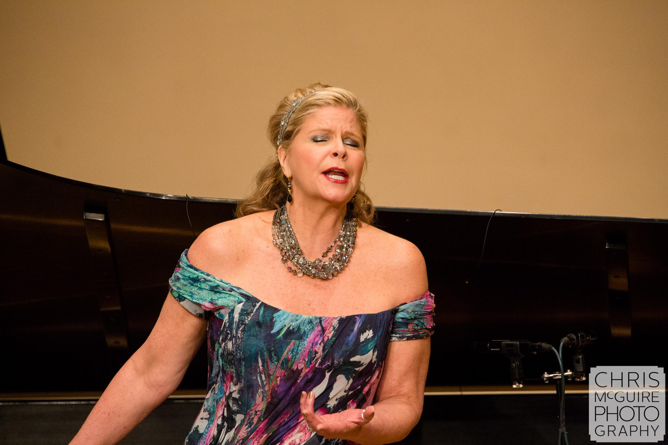 Susan Graham, mezzo-soprano and Bradley Moore, piano