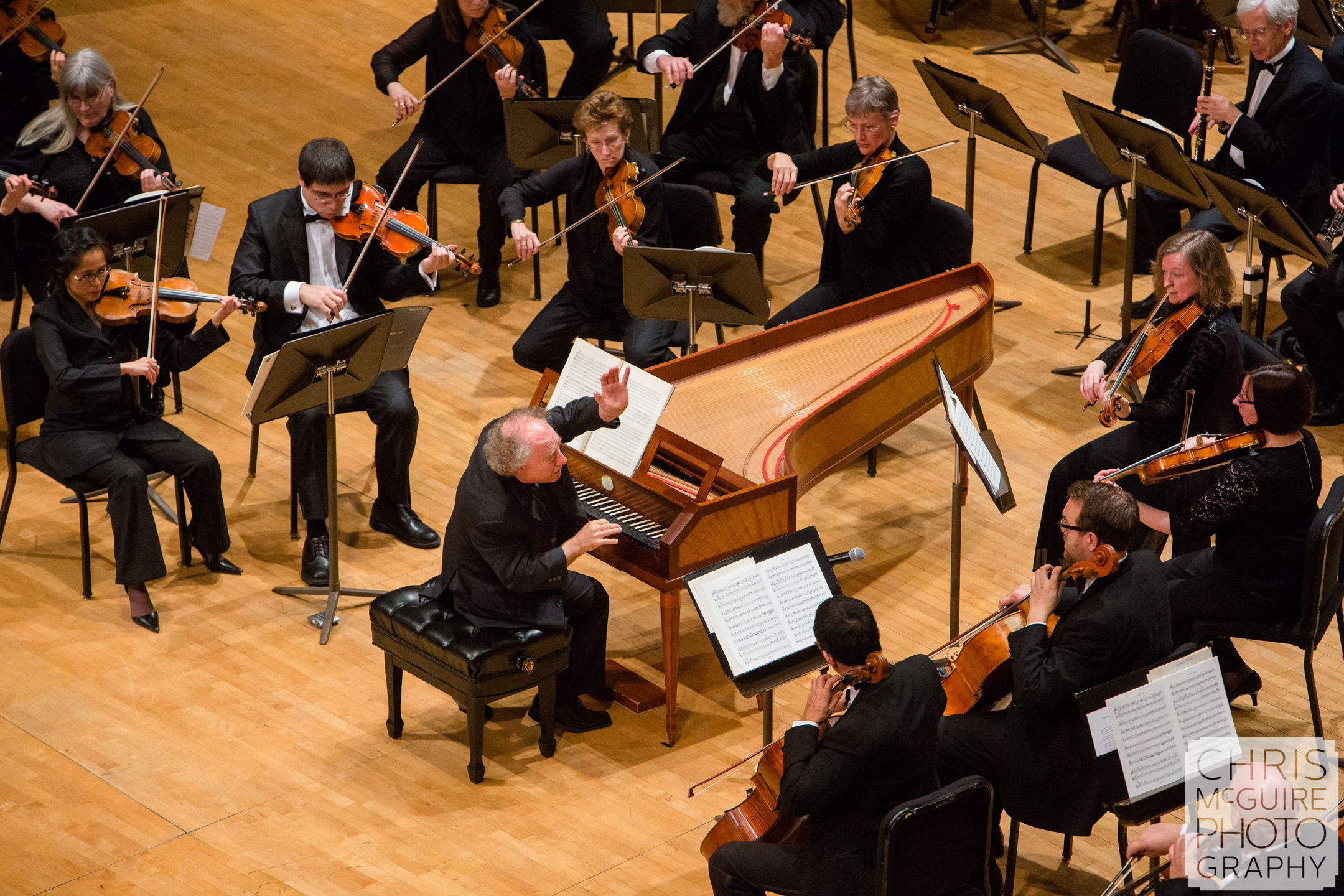 Gilmore Festival Chamber Orchestra with Jeffrey Kahane