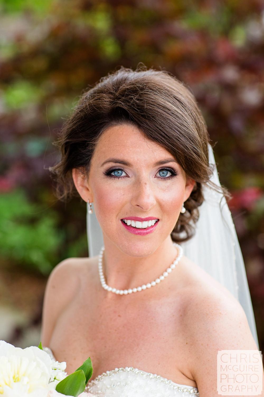 bride headshot peoria
