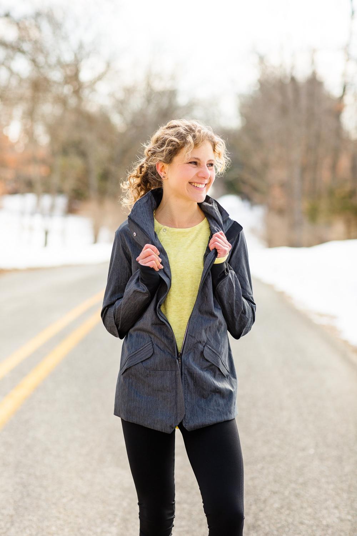 fashion advertising winter sport wear