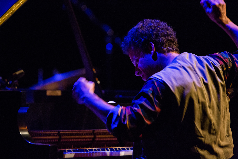 jazz pianist