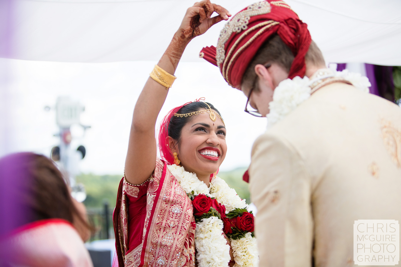 indian wedding ceremony central illinois